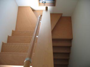 2分割 階段